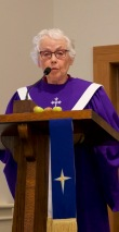 sarah-was-our-liturgist